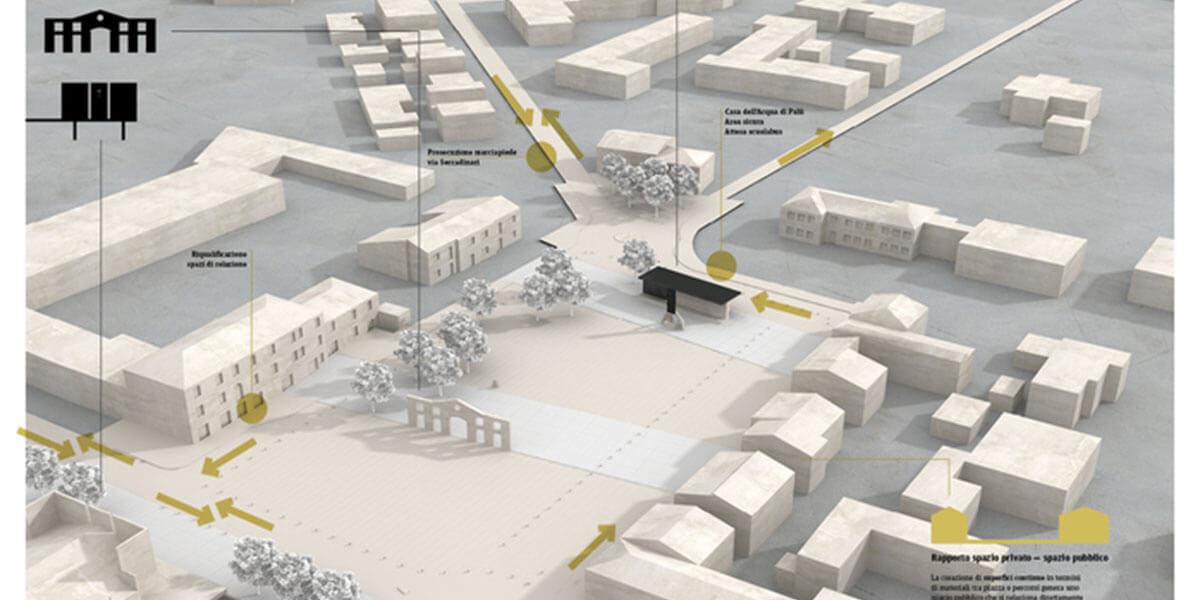 Riqualificazione urbana a Palù