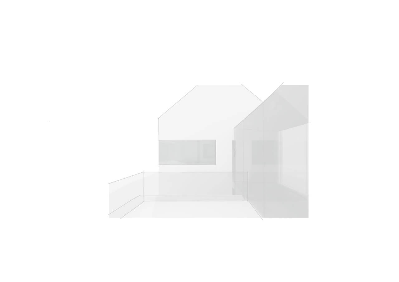 Casa a Pezzolo Valle Uzzone - schizzo