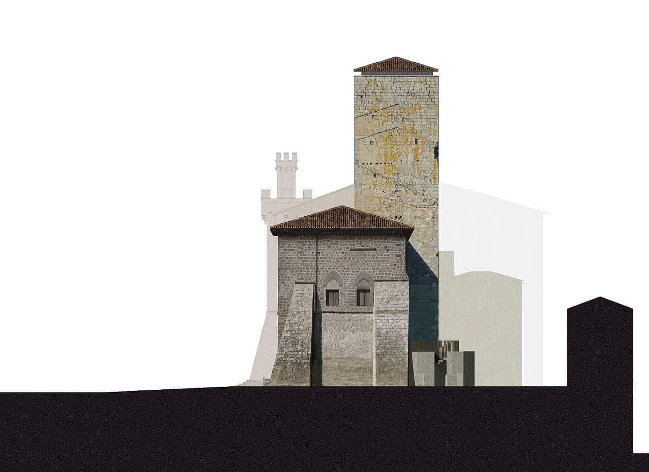 Palazzo Sforza Cesarini di Santa Fiora