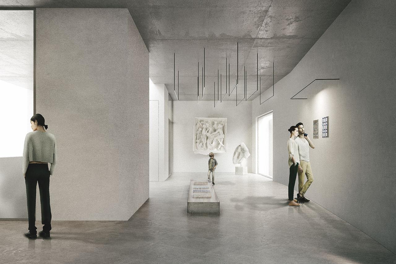 A11_Nova galeria expositiva