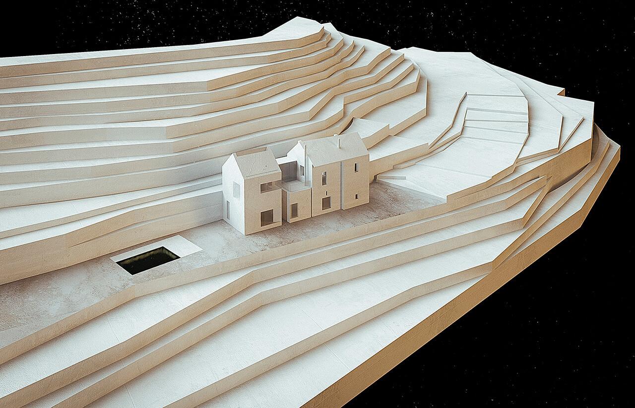 Casa a Pezzolo Valle Uzzone – modello