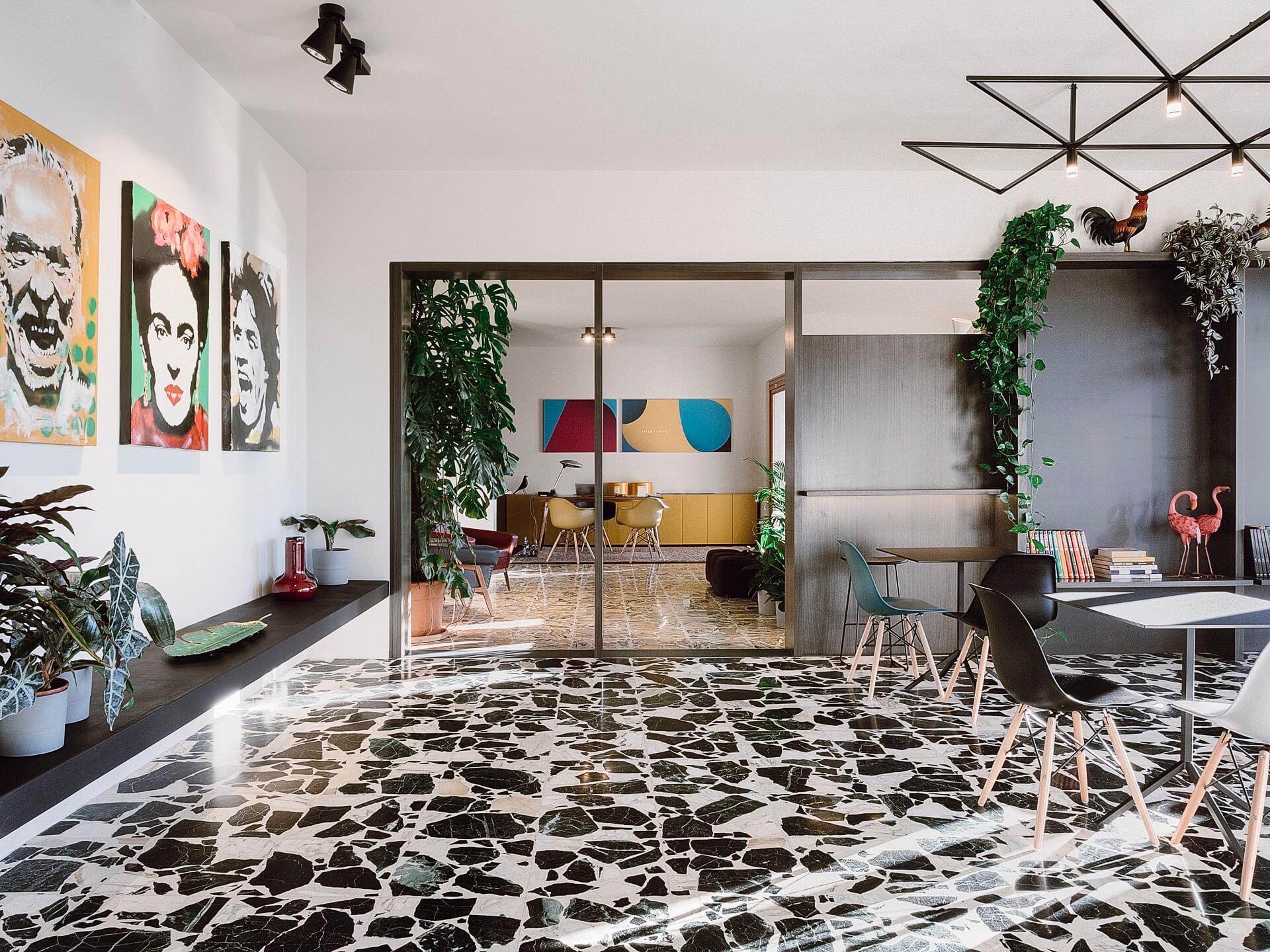 Villa Curiel Interiors