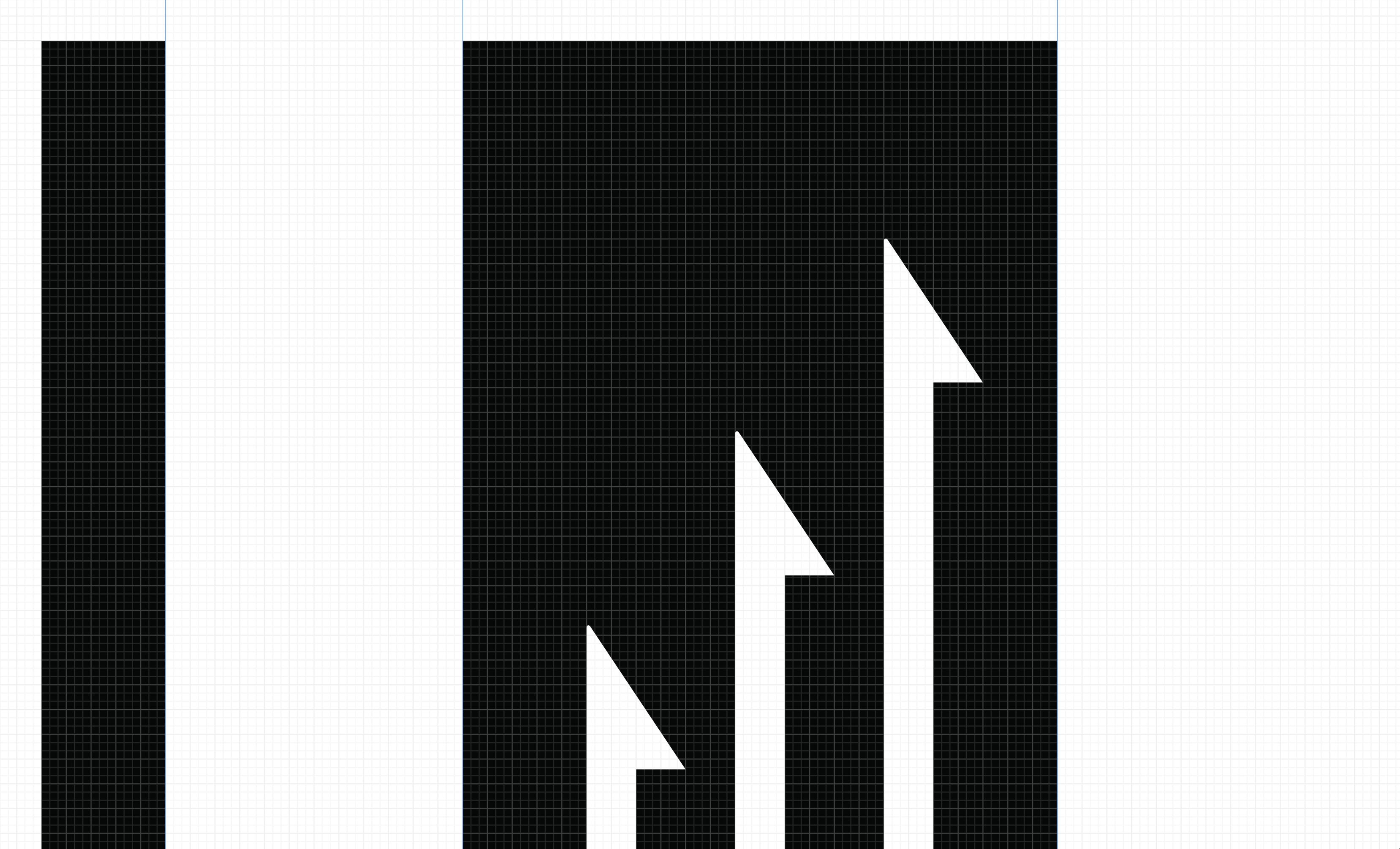 Urban Moto Style logo construction
